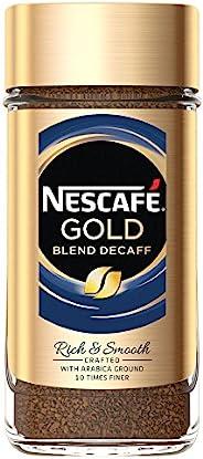 Nescafe 雀巢 Gold Blend Decaf 冷冻速溶咖啡 200g