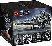 LEGO 乐高 拼图 星球大战 歼星舰(TM) 75252