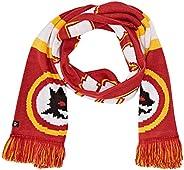 AS Roma 分离式围巾,中性成人,男女皆宜,成人