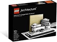 LEGO Architecture Solomon R. Guggenheim 博物館 (21004)