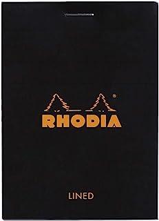 RHODIA 罗地亚 法国 经典上翻笔记本 黑色 N11横线 116009
