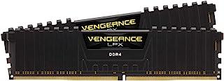 Corsair Vengeance LPX DDR 4 XMP 2.0高性能台式机内存 Kit 黑色 2 x 16GB