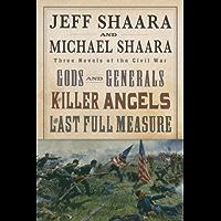 The Civil War Trilogy 3-Book Boxset (Gods and Generals, The…