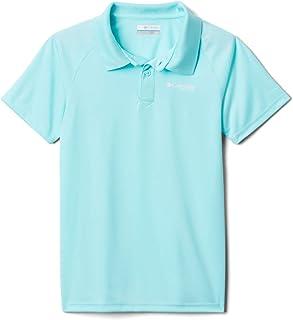 Columbia Sportswear 男孩端接渔具 Polo 衫(青少年)