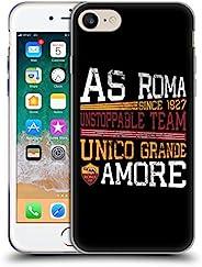 AS Roma,软胶手机壳适用于 iPhone 7 / iPhone 8