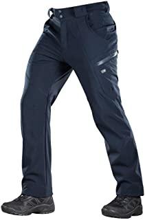 M-Tac 冬季戰術褲軟殼保暖羊毛內襯工裝褲