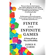 Finite and Infinite Games (English Edition)