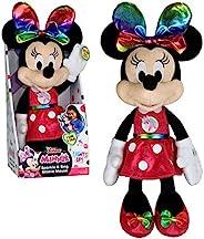 米妮老鼠 迪士尼少年閃耀唱歌 13 英寸毛絨玩具
