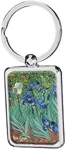 Van Gogh 金属钥匙圈