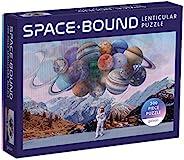 Galison Space-Bound 300 片透视拼图