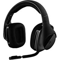 LOGICOOL G533无线 dts® 7.1环绕声技术游戏耳机