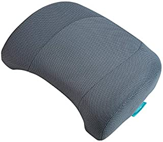 Bullsone BalanceOn 腰部座椅 - 高级舒适增强防滑*凝胶垫*缓解背部*,适合长时间驾驶、孕妇、学生、办公室工作人员