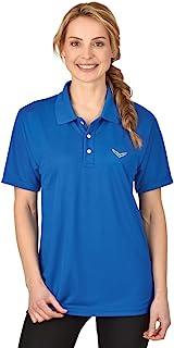 trigema 女式 trigema damen polo-shirt COOLMAX POLO 衫