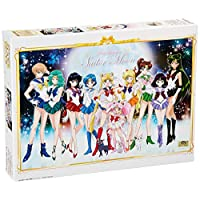 1000 piece jigsaw puzzle-Bishoujo senshi Sailor Moon sailor dress sailor (50x75cm)