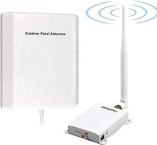 AT&T 信号增强器 5G 4G LTE 手机信号增强器 12/17 手机增强器 ATT T-Mobile 美国移动信号增强器 ATT 手机信号增强器 ATT 手机信号放大器 增强语音和数据