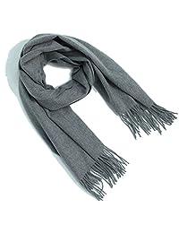 BUYER 女式男式高品质 * 羊绒大码围巾