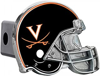 Great American Products NCAA 弗吉尼亚骑士头盔,均码,黑色