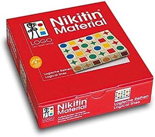 Logische Reihen N8: Nikitin - Material