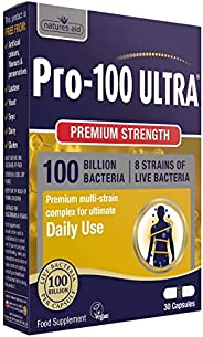 Natures Aid Pro-100 Ultra Ultimate Strength 復合益生菌