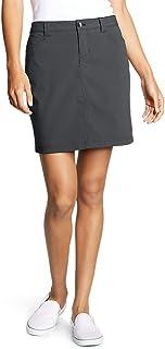 Eddie Bauer 女士 Horizon 褶裙