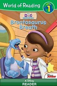 World of Reading Doc McStuffins: Brontosaurus Breath: Level 1 (World of Reading (eBook)) (English Edition)