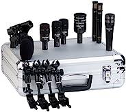 AUDIX DP-7 适用于鼓组的麦克风套装 含7个麦克风及配件