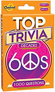 Cheatwell Games Top Trivia 60s