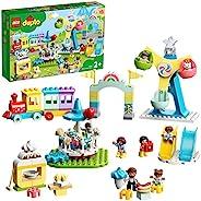 LEGO 乐高 Duplo 得宝系列城市 快乐! 游乐园 10956