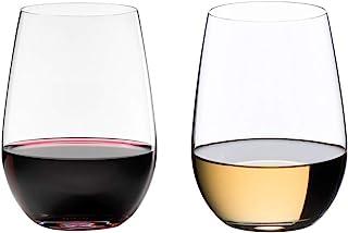 RIEDEL O Wine Tumbler Sauvignon Blanc/Riesling酒杯 2件