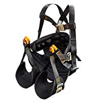 Fusion Climb舒适型全身滑索吊床背带