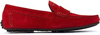 MARTINELLI 皮革乐福鞋太平洋 1411