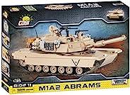 COBI 2619 坦克积木玩具,米色