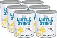 Nestlé 雀巢 LITTLE STEPS 婴儿奶粉 Pre段(适用于初生婴儿),6罐装(6 x 800g)