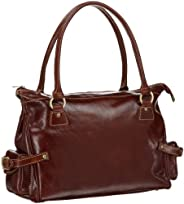 Floto Monticello Handbag 棕色 均码