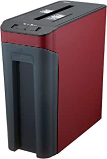 Nakabayashi 中林 高保真 Schilda 静音 微型切割 2×10毫米 CD・DVD 5分割 酒红色