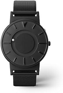 EONE Bradley 黑色网格手链 Tectile 现代手表