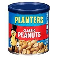 Planters 香型花生植物 6 Ounce (Pack of 8)
