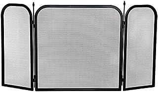 Dekodonia S3006724 壁炉保护罩,钢,97 x 1 x 51厘米