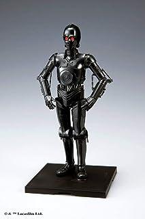 Bandai Hobby Star Wars 0-0-0 协议机器人 1/12 比例塑料模型套件限量版
