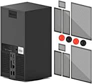 适用于 Xbox 系列 X 控制台的防尘过滤罩,防尘保护套冷却风扇防尘盖适用于 Xbox 系列 X- 2 件装