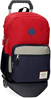 Pepe Jeans Dany 背包 红色 31x46x15 cms