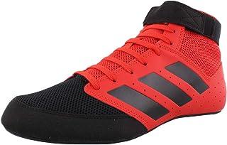 adidas 阿迪达斯男式 Mat Hog 2.0 摔跤鞋