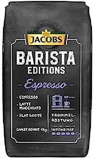 Jacobs 咖啡师版 意式浓缩咖啡豆,1kg