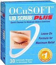 OCuSOFT Plus 眼皮洁面乳 30 片 (4盒装)