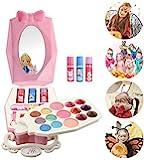 Genera 3T6B 儿童化妆套装,化妆品公主套装玩具*唇膏*油舞台秀女孩玩具