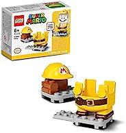 LEGO 乐高 超级马力欧 建筑工马力欧增强包 71373