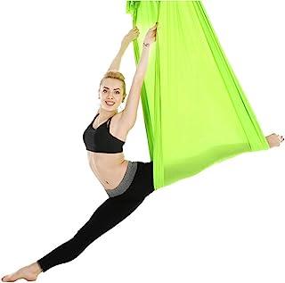 Yuehuam 空中瑜伽吊床 2.8 米瑜伽秋千,适用于抗重力瑜伽,倒转练习*