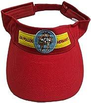 OEM Los Pollos Hermanos 帽子标志 Moth Heisenberg 绝命毒师 红色