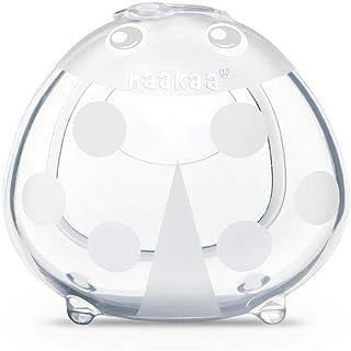 Haakaa 可穿戴式*收集器 - 哺乳用乳罩哺乳杯,软硅胶,不含 BPA 5 盎司/150 毫升(1 件)