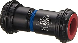 KCNC 底部支架 BB30 通用适配器BB MTB用 68毫米 黑色